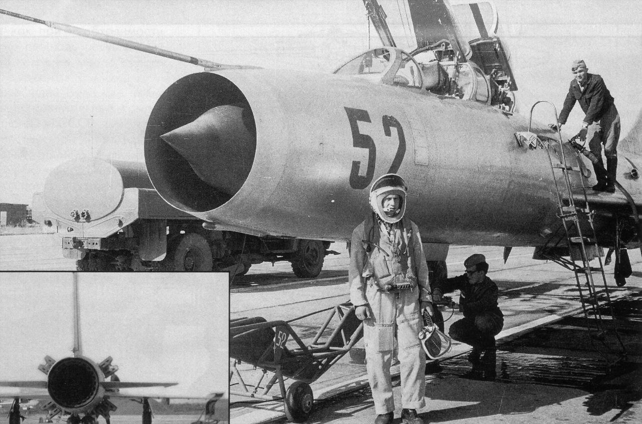 Пилот Су-9