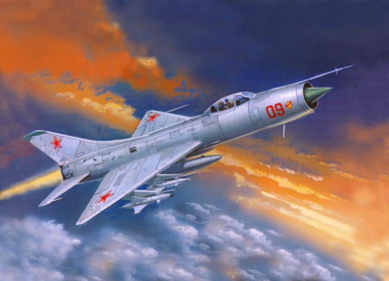 Полет Су-9