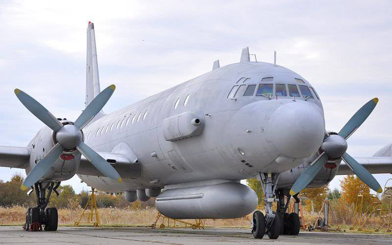 Разведывательное оборудование Ил-20