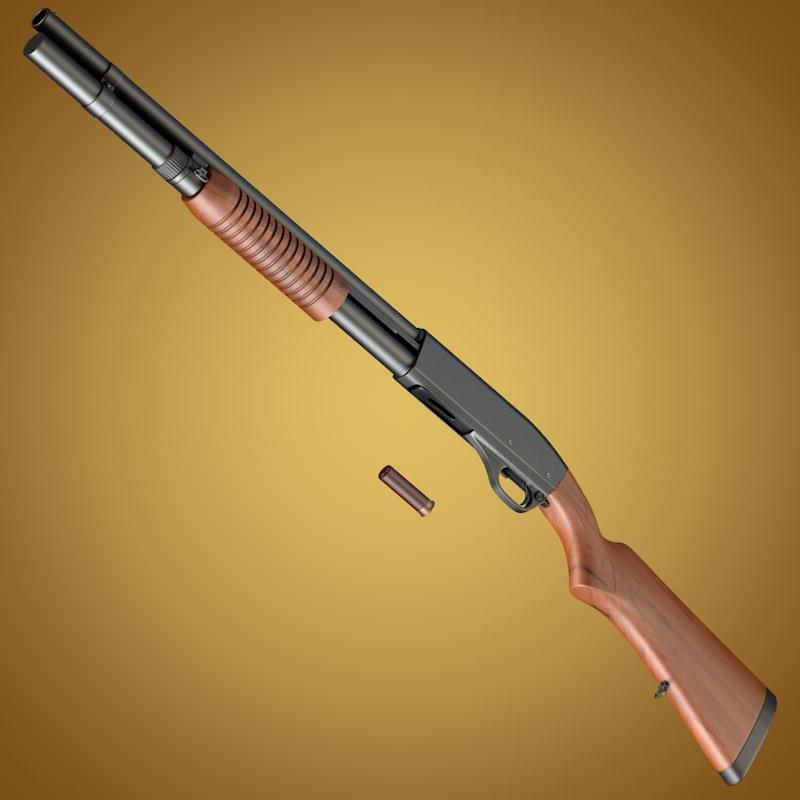 Ружье МР-133