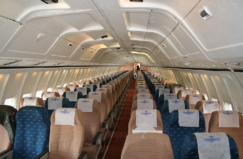 Салон Боинга-707