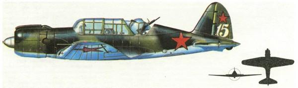 Самолет Су-2