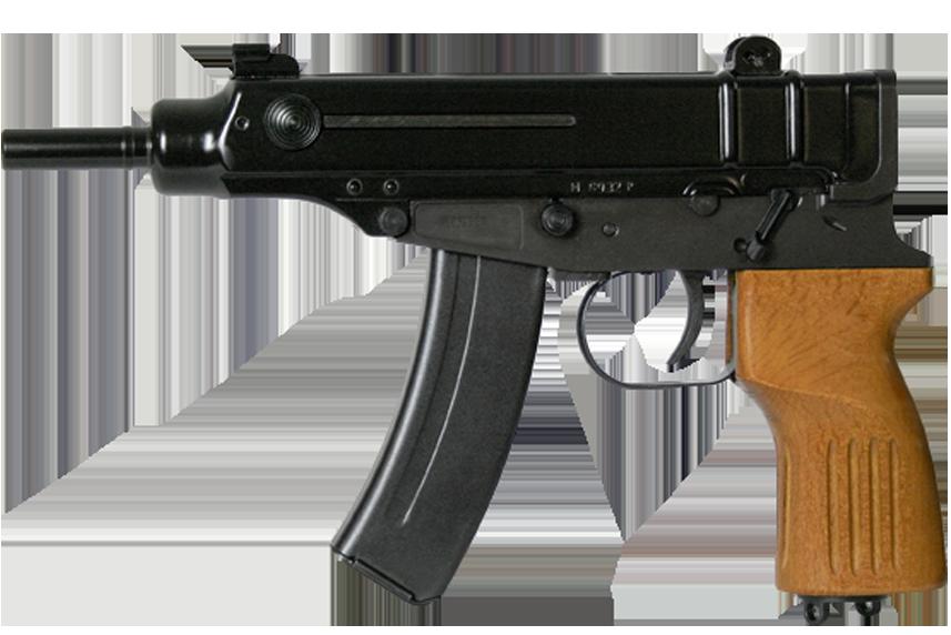 Skorpion Vz. 61 без приклада