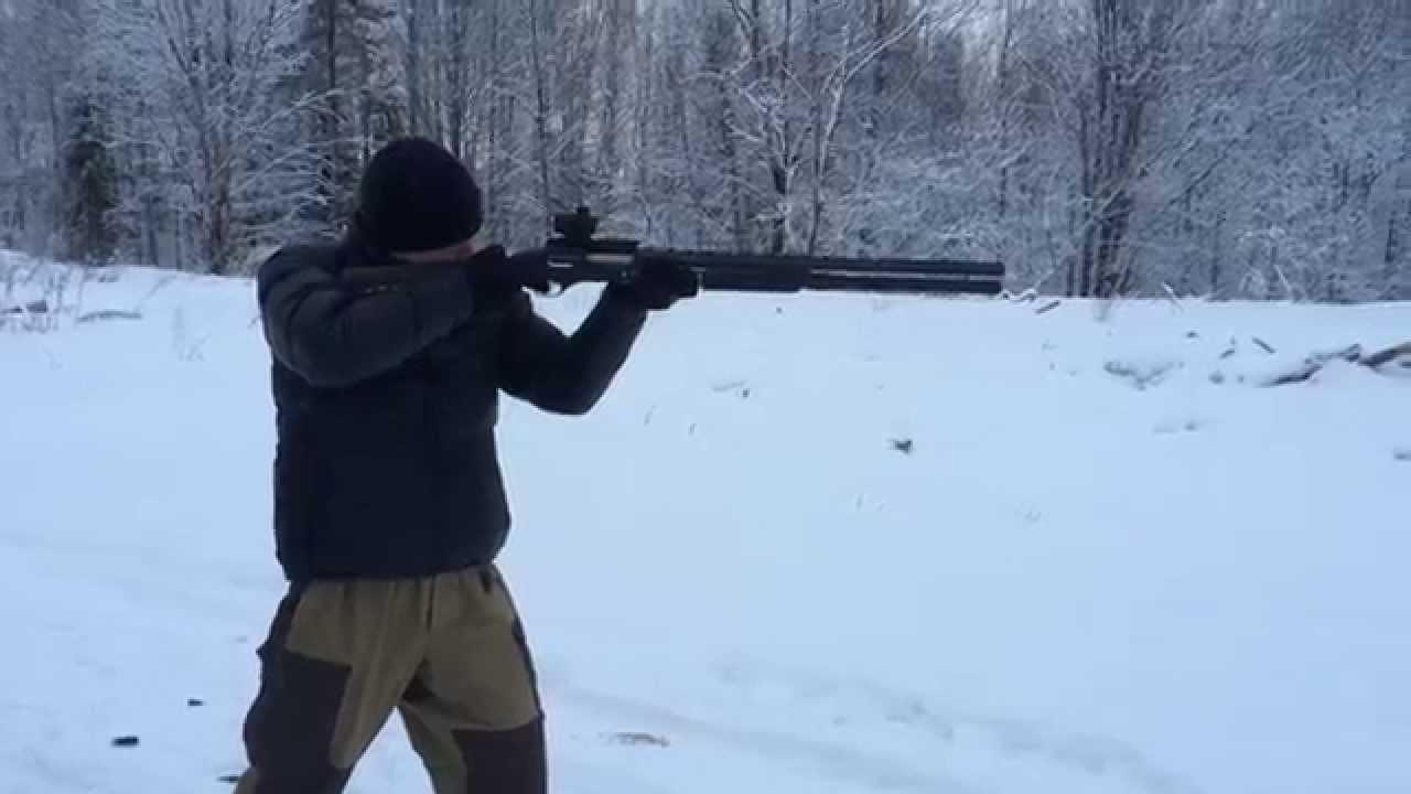 Стрельба из МР-133