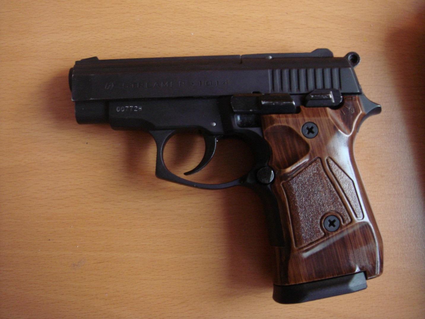 """Травматический пистолет """"Streamer 1014"""""""
