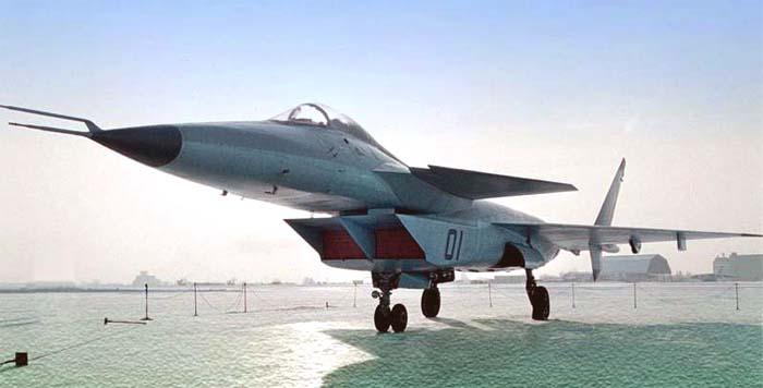Воздухозаборники МиГ 1.44
