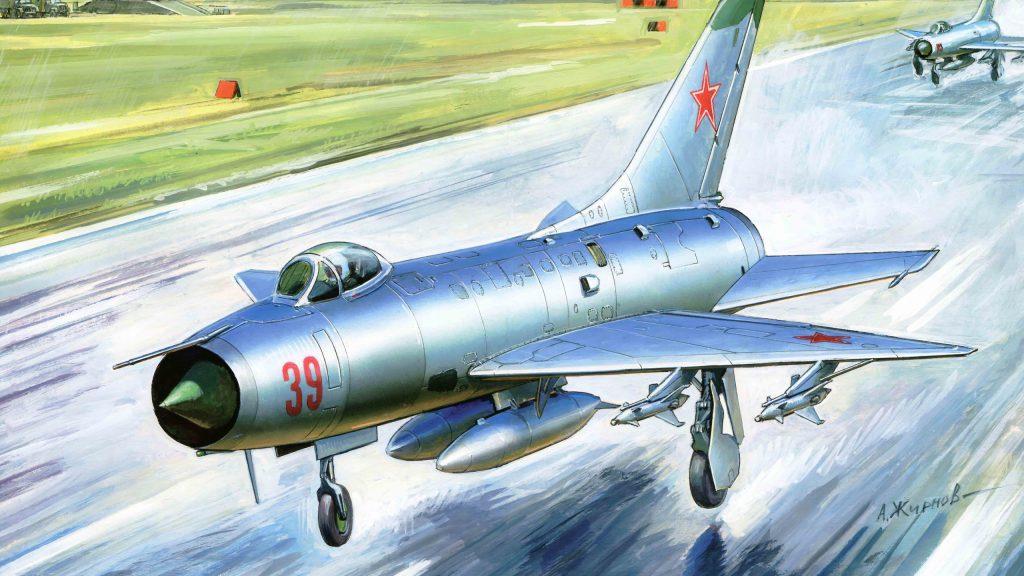 Взлет Су-9