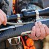Чистка ствола винтовки
