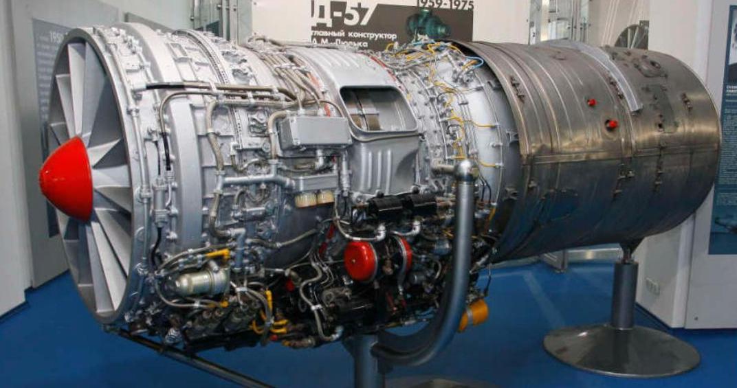 Двигатель Ал-7Ф1