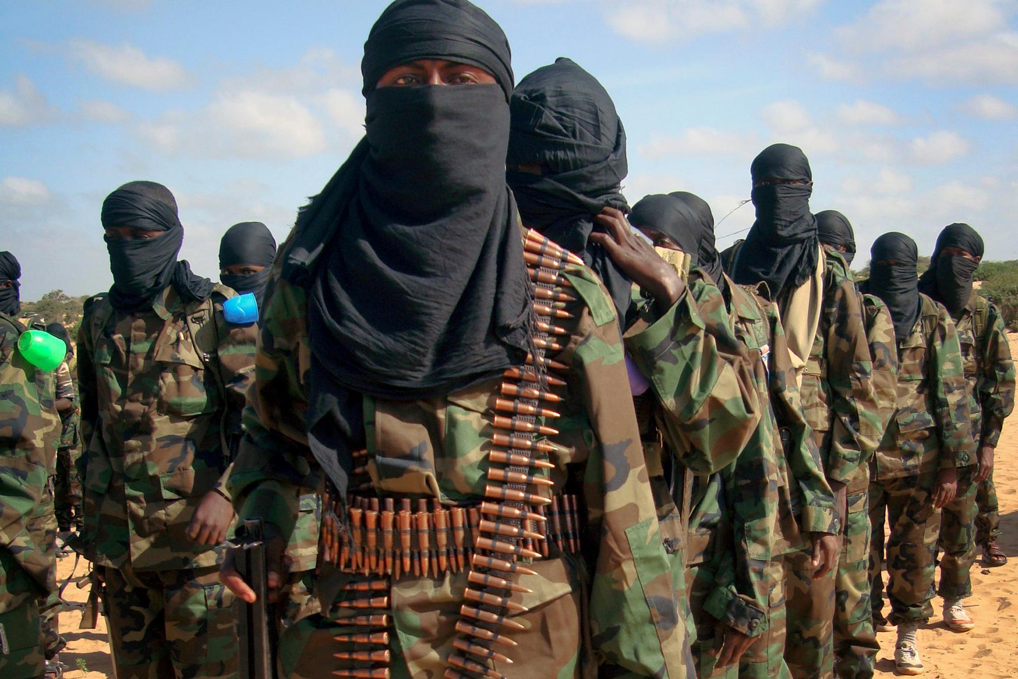 Исламские террористы