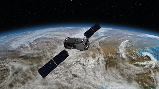 Изучение Земли из космоса