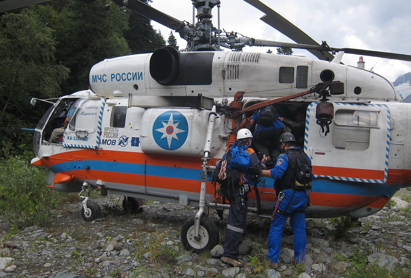 Ка-32 спасатель