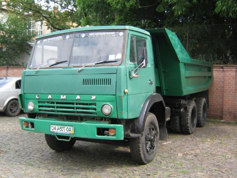 Кабина КамАЗ-5320