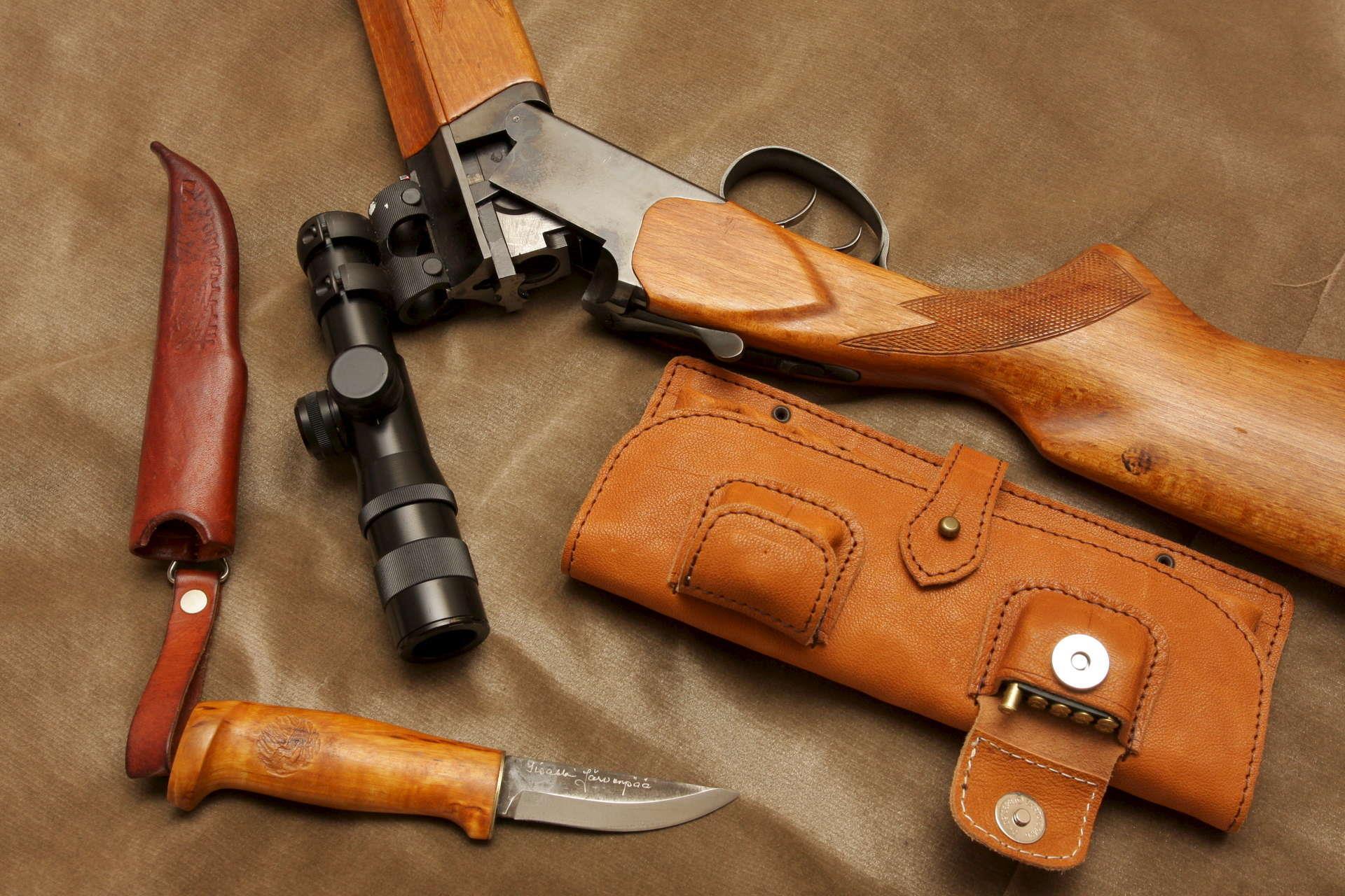 МР-94 и нож