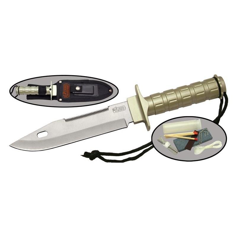 Нож для выживания и НАЗ