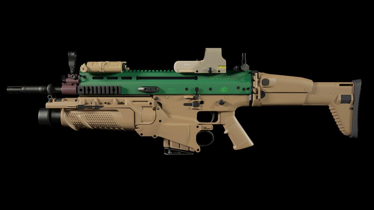 Оружейный комплекс FN SCAR