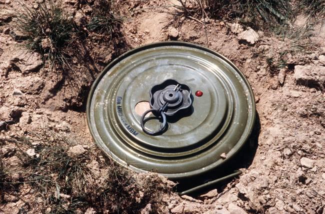 Противотанковая мина