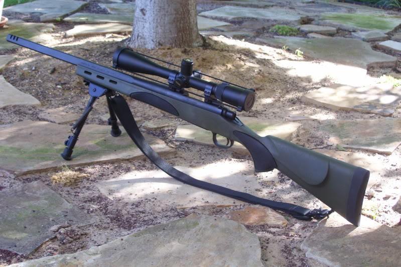 Remington-700 VTR
