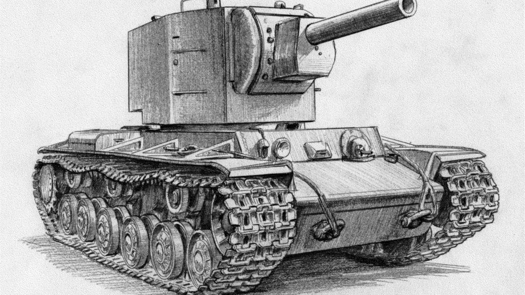 Рисунок КВ-2