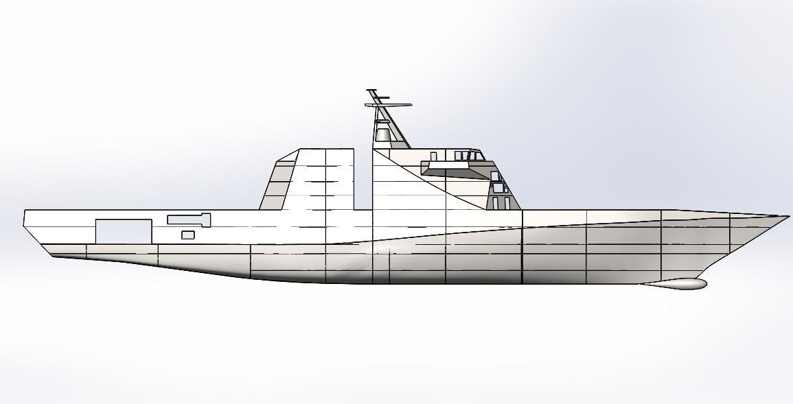 Рисунок проекта 20386