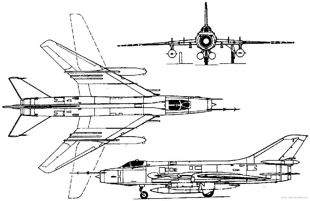 Схема Су-17