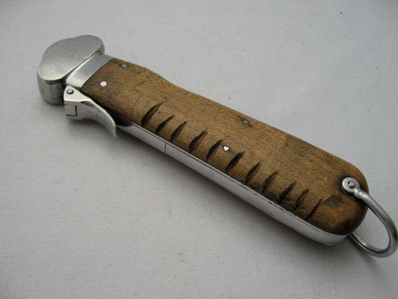 Сложенный нож