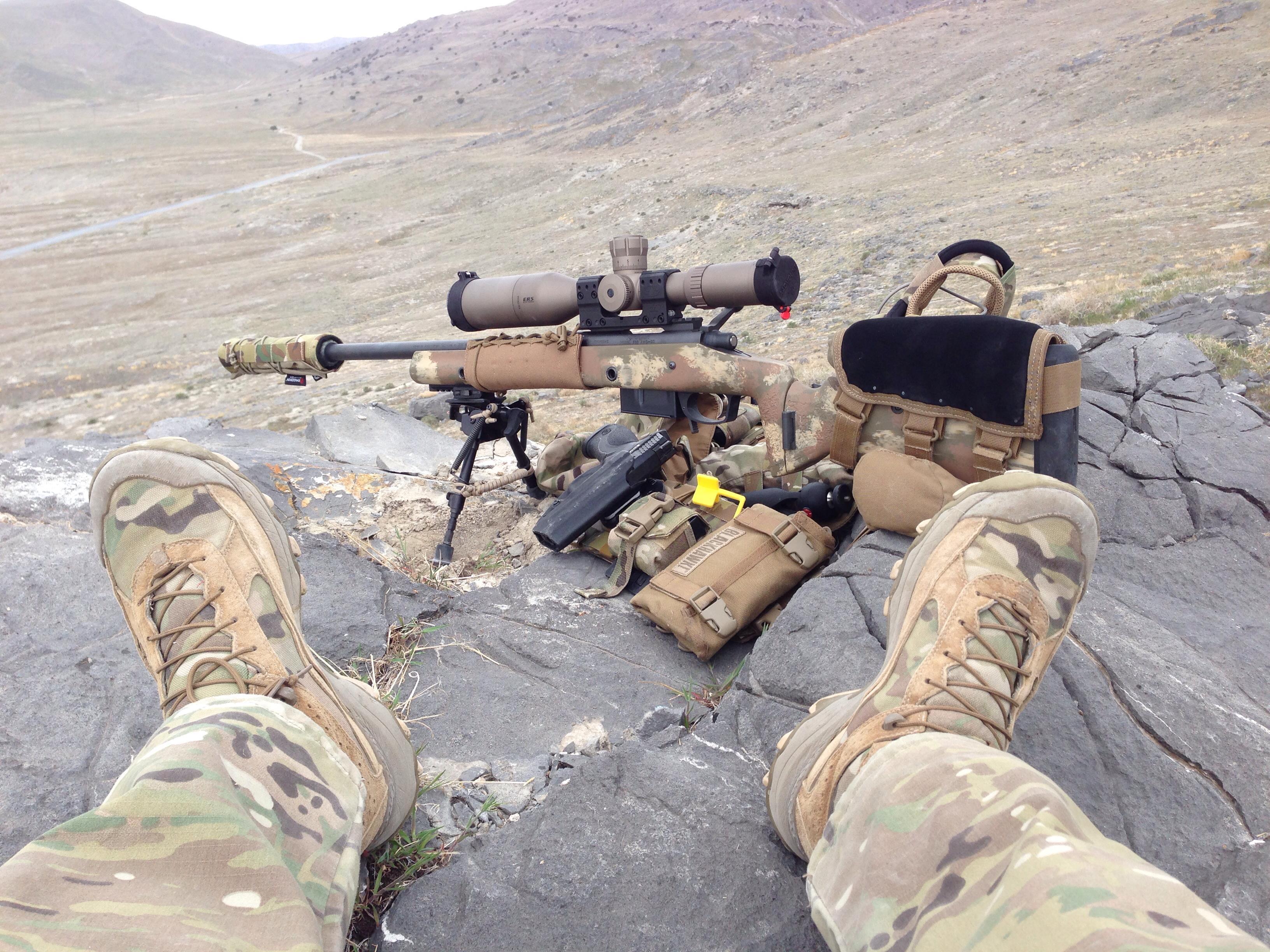 Снайперская позиция