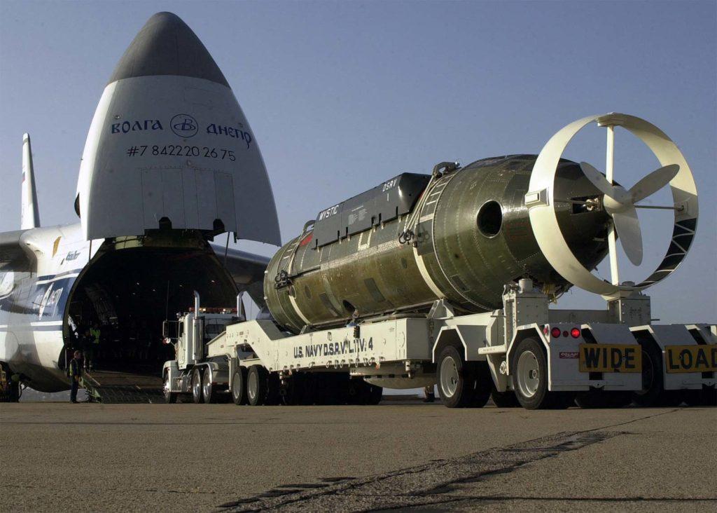 Загрузка Ан-124