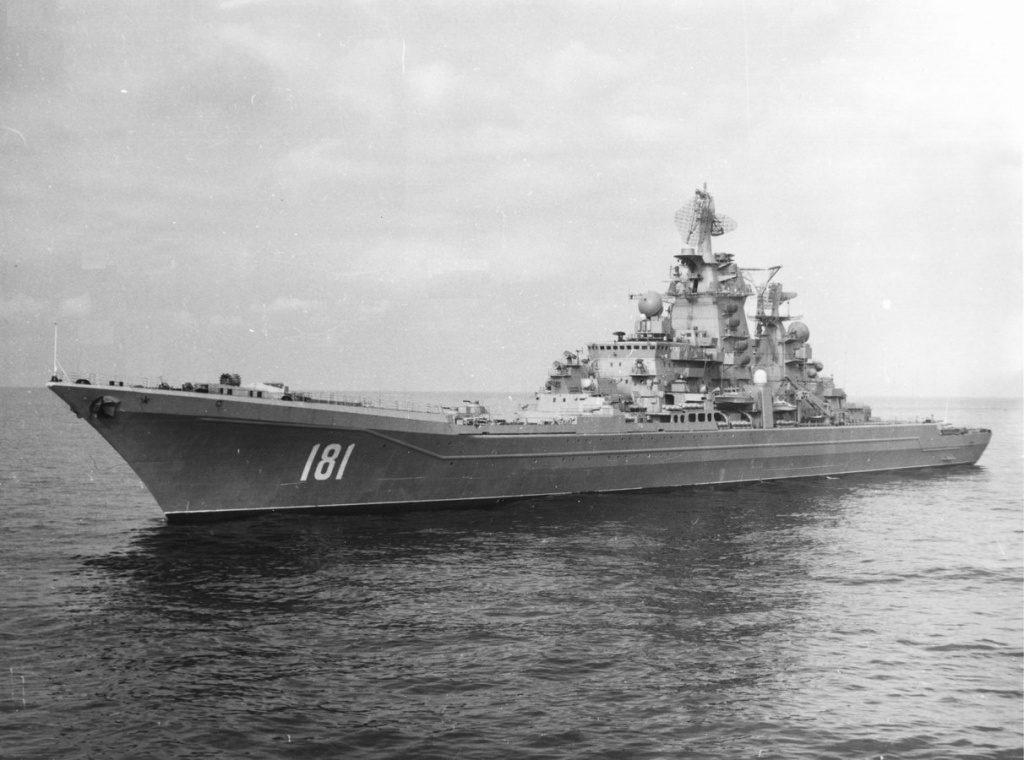 Корабль проекта 1144