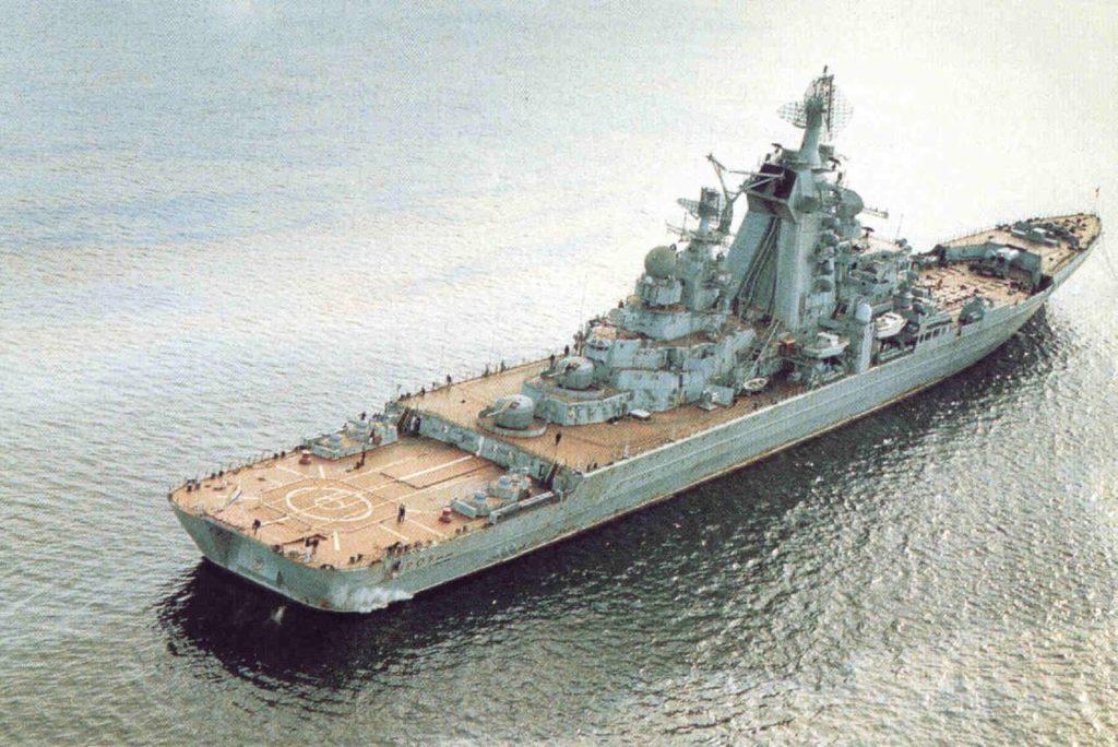 "Крейсер проекта 1144 ""Орлан"""