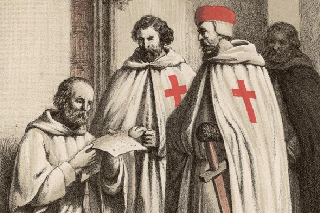 Принятие в члены Ордена