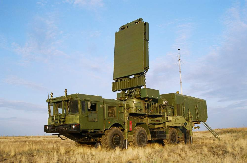 Радиолокационная станция