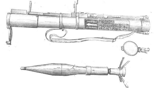 Рисунок РПГ-22