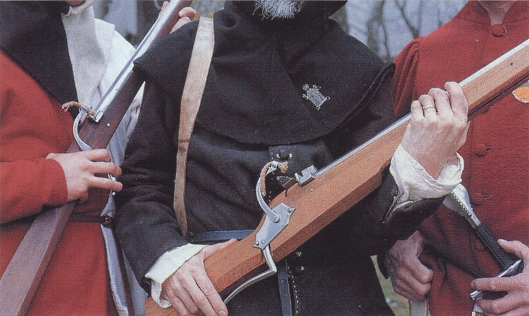 Ручная пушка XIV века