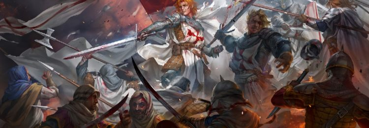 Рыцари-тамплиеры