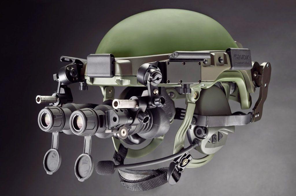 Шлем с ПНВ