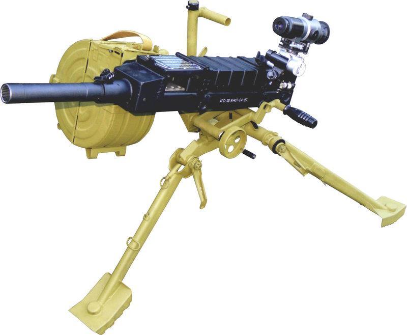 Станковый гранатомет АГС-30