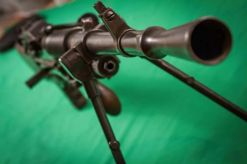 Ствол пулемета Гочкиса