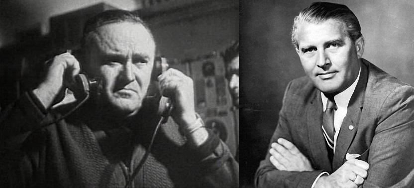Вернер фон Браун и Королев