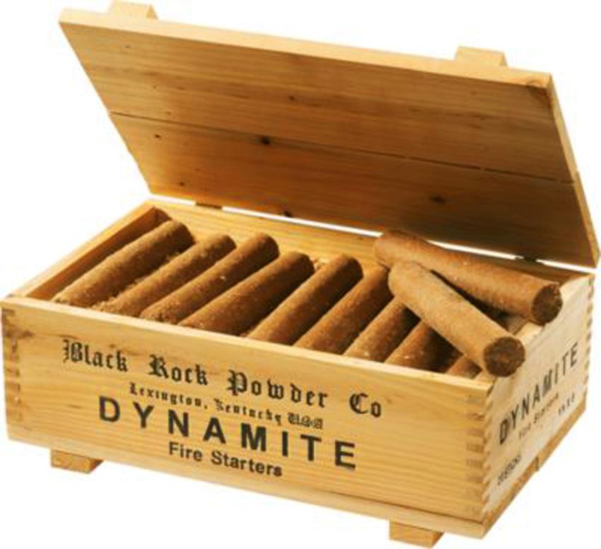 Ящик динамита