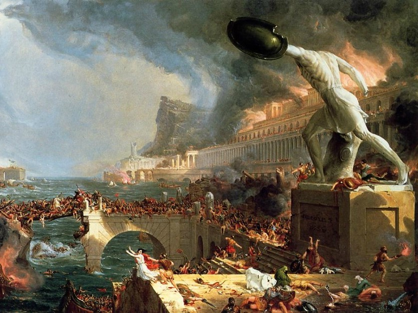 Захват Рима