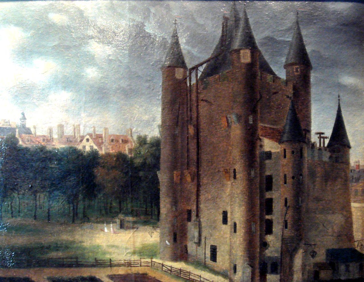 Замок Тампль
