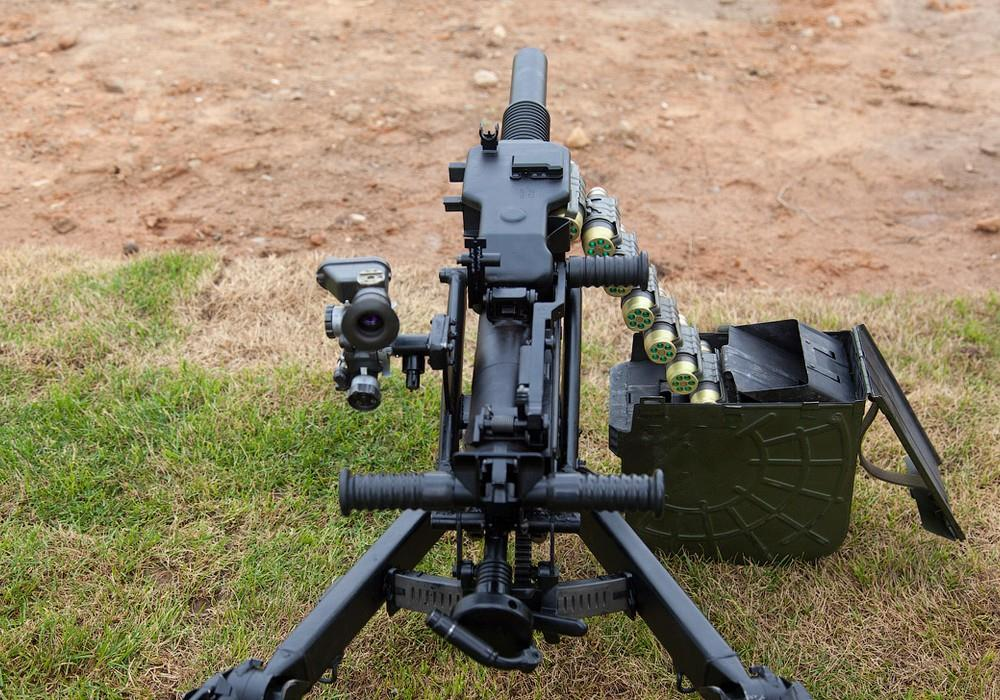 Заряженный АГС-40