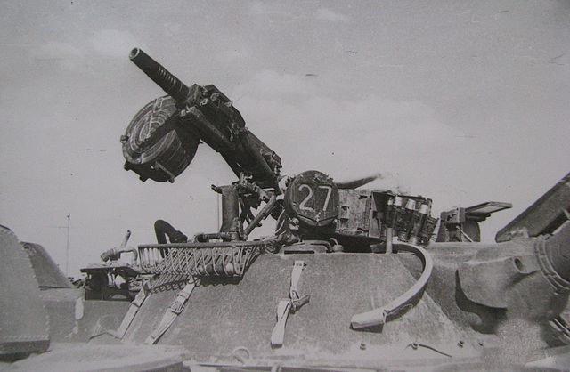 АГС-17 на танке