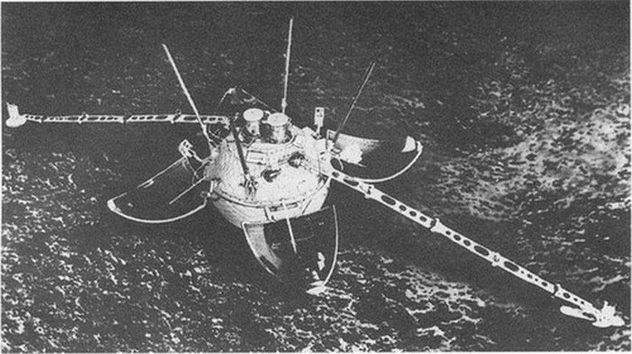 """АМС """"Луна-13"""""""
