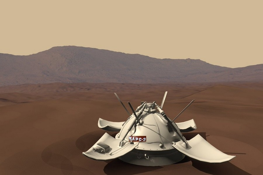 """АМС """"Марс-3"""""""