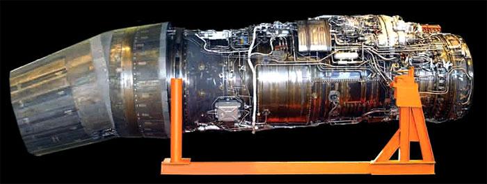 Двигатель АЛ-41Ф1С