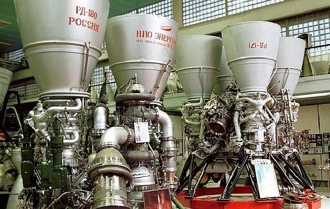 Двигатель РД-180
