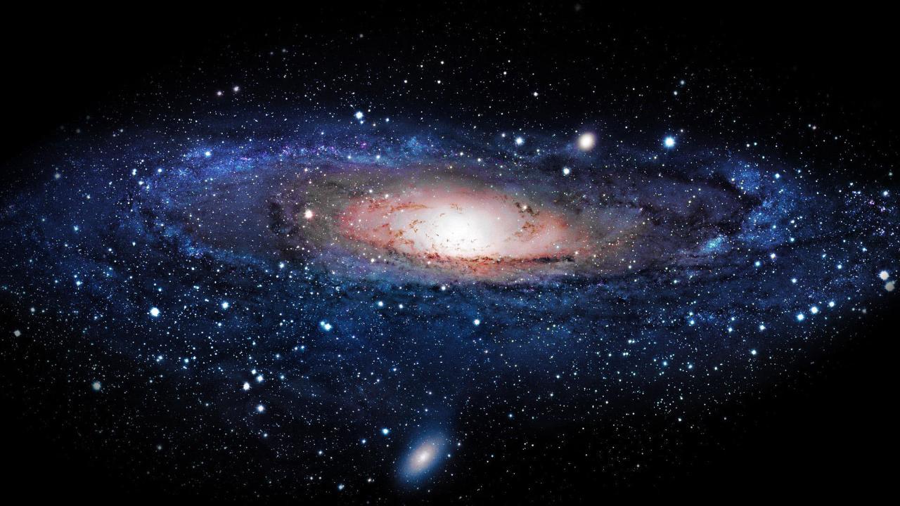Эллиптические галактики