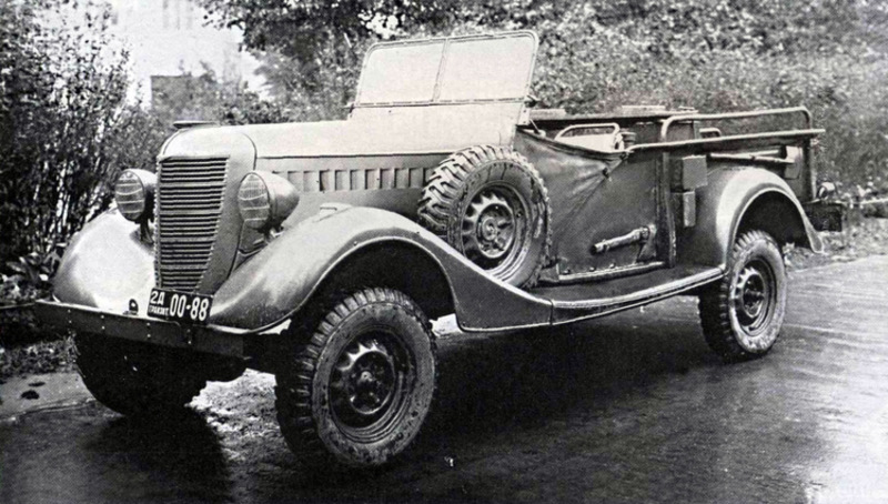 ГАЗ-61-417